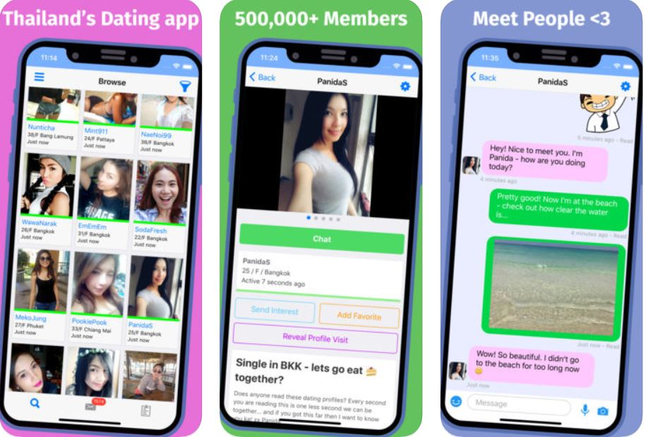ThaiFriendly Thai dating app for casual relationships (review)