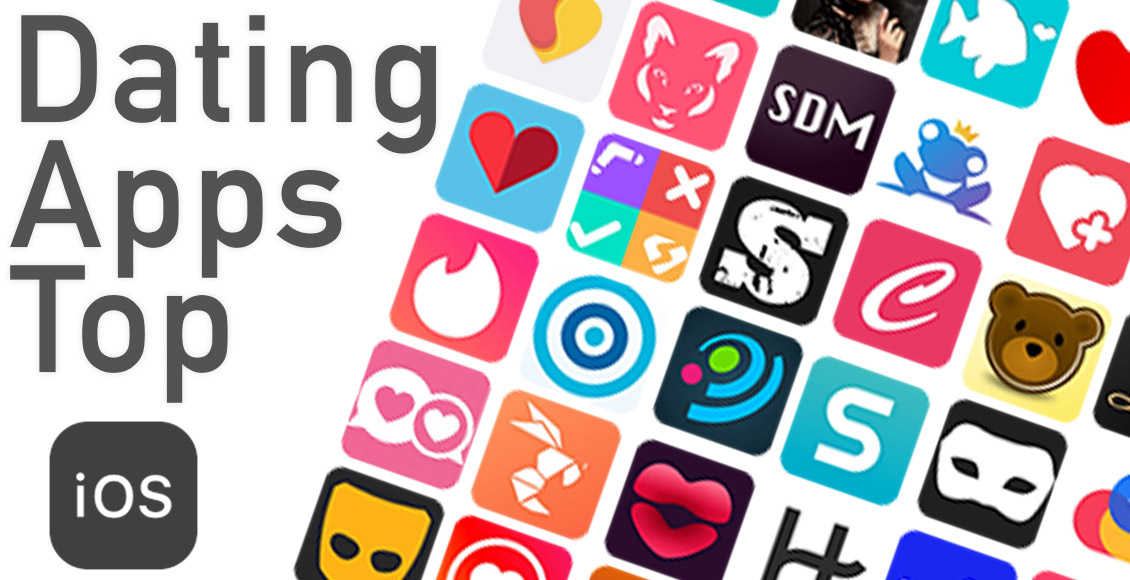 Top dating apps - all categories