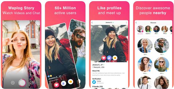 Waplog -Dating app