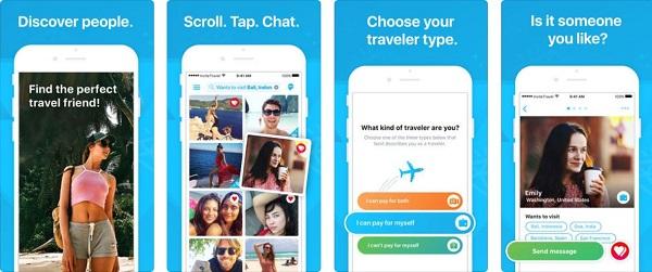 miss travel app