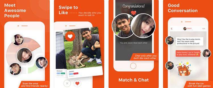 tantan chinese date app
