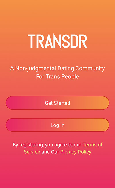 transdr app review