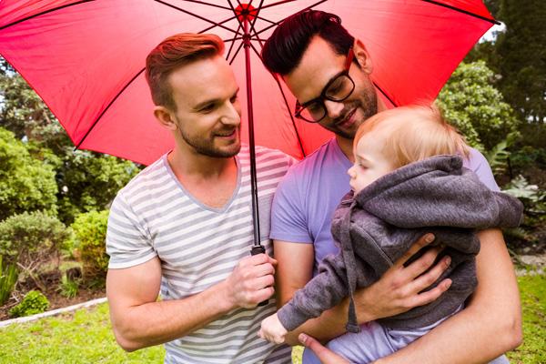 couples gay children