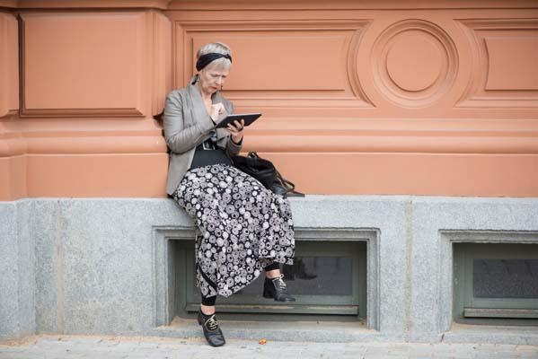 best old women