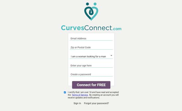 curvesconnect review